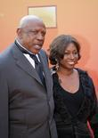 Louis Gossett Jr. and Colette Phillips Tyler Perry...