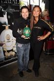 Corey Feldman and Tia Carrere