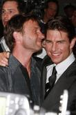Thomas Kretschmann and Tom Cruise New York Premiere...