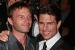 Thomas Kretschmann and Tom Cruise