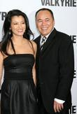 Kelly Hu and Chris Lee