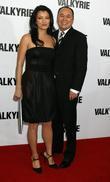Kelly Hu and Chris Lee