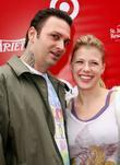 Jodie Sweetin and Husband Cody Herpin 	 Target...
