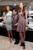 Miranda Kerr, Christian Siriano, Behati Prinsloo and Victoria's Secret