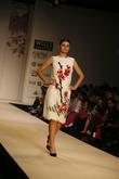 Model Wills Lifestyle India Fashion Week Spring 2009...
