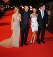 Elizabeth Banks, Josh Brolin, Oliver Stone and Thandie Newton