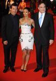 Josh Brolin, Oliver Stone and Thandie Newton