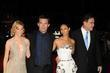 Elizabeth Banks, Josh Brolin, Thandie Newton, Odeon Leicester Square