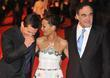 Josh Brolin and Thandie Newton