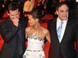 Josh Brolin, Thandie Newton, Odeon Leicester Square