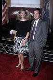 Ashleigh Banfield and her husband Howard Gould New...