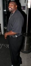 Retired Football Player Warren Sapp Arrives At Stk Restaurant