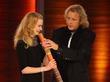 Nicole Kidman and Thomas Gottschalk