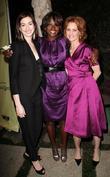 Anne Hathaway, Viola Davis and Melissa Leo