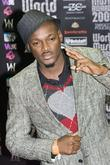 2face Idibia World Music Awards 2008 at the...