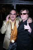 Mickey Rourke and Rowdy Roddy Piper