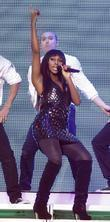Alexandra Burke, The X Factor and Wembley Arena