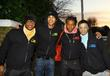 JLS - JB, Marvin Humes, Oriste Williams, Aston...