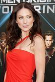 Lynn Collins and Wolverine