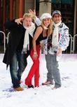 David Van Day, Nicola McLean and Timmy Mallett