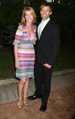 Catherine Oxenberg and Casper Van Dien