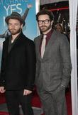 Chris Masterson and his brother Danny Masterson
