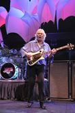chris squire of the band yes performs at hard rock
