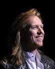 Oliver Wakeman of the band Yes