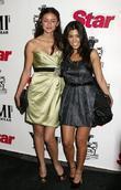 Caroline D'Amore and Kourtney Kardashian