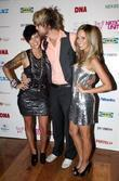Ruby Rose, Danny Clayton and Renee Bargh