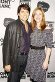 Vincent Spano and Diane Neal