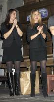 Brooke Shields and Jennifer Aniston