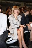 Vogue Editor-in-chief Anne Wintour Mercedes-Benz IMG New York...