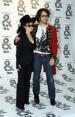 Yoko Ono, Sean Lennon, New York Fashion Week