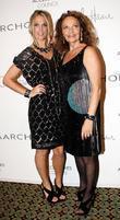 Molly Sims and Diane Von Furstenberg