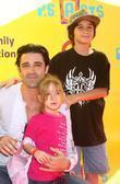 Gilles Marini and Children