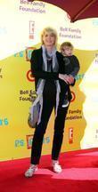 Jenna Elfman and Son Story Elias