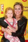 Melora Hardin and Daughter