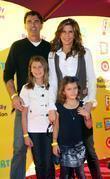 Rob Moran, Julie Moran and Children