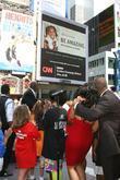 Ashanti, Billboard, Times Square