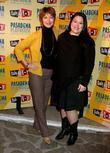 Sharon Lawrence and Brooke Elliott The opening night...
