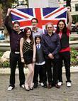 The Beardsmith Family Are Crowned No1 Family By Gmtv Viewers In Leicester Square
