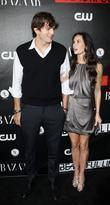 Ashton Kutcher, Demi Moore The CW and Harper's...