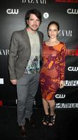 Mathew Settle, Naama Nativ The CW and Harper's...