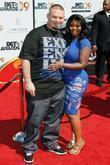 Paul Wall and guest 2009 BET Awards held...