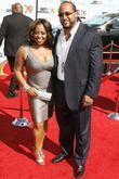 Sherri Shepherd and guest 2009 BET Awards held...