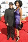 Tempestt Bledsoe and guest 2009 BET Awards held...