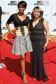 Vanessa Williams and guest 2009 BET Awards held...