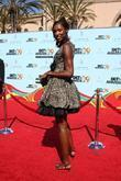 Lisa Leslie 2009 BET Awards held at the...