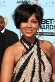 LisaRaye 2009 BET Awards held at the Shrine...